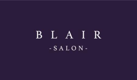 Blair Salon 8/18 Open